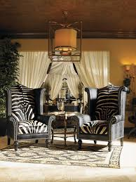 Leather Wingback Chair With Ottoman Design Ideas Eye For Design Decorating With The Wingback Chair It S