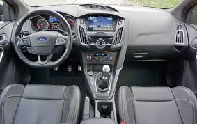 Ford Focus 1999 Interior 2016 Ford Focus St Road Test Review Carcostcanada
