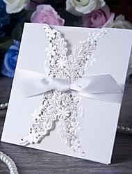 personalized tri fold wedding invitations invitation cards 50