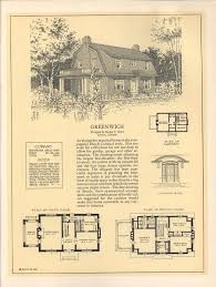 Dutch Colonial Home Plans 189 Best Dream Home Plans Images On Pinterest Vintage Houses