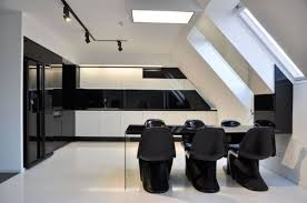 black and white kitchen designs interesting kitchens design s base storage cabinet glossy wall