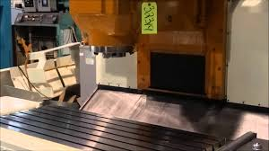 leblond makino fnc106 cnc vertical machining center youtube