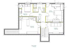 basement apartment floor plans basement bathroom floor plan ideas basement apartment floor plan