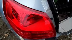 nissan rogue years to avoid nissan rogue tail light bulb replacement youtube
