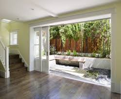 Exterior Pocket Door These Pocket Doors Create A Seamless Transition From Inside To