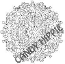 jewels in the lotus candyhippie coloring pages