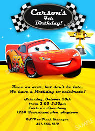 car invites for birthday party stephenanuno com