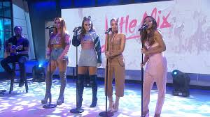 little mix show watch little mix perform acoustic version of shout out to my ex