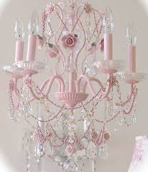 Easy Chandelier Ultimate Pink Crystal Chandelier Easy Decorating Home Ideas With