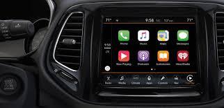 jeep compass 2017 interior 17 compass uconnect epautos libertarian car talk