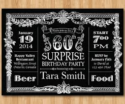 template cheap 60th birthday party invitations australia with