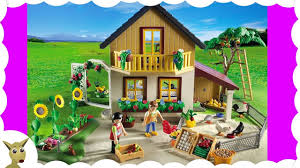 playmobil 5120 country farmhouse with shopplay mobile youtube