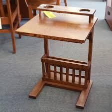 Oak Laptop Desk Oak Laptop Table Furniture In The