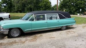 hearse for sale 1962 cadillac hearse for sale photos technical specifications