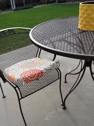 Remove Rust From Outdoor Furniture by Just Another Hang Up Refurbishing Wrought Iron Furniture