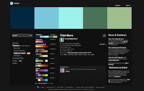 color themes for android how to choose a color scheme for a brochure printaholic
