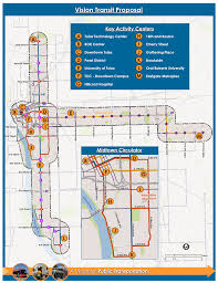 Tulsa Map Proposition 2 Streets And Transportation Vision Tulsa