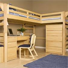 need space bedroom makeover unfinished wood loft u0026 bunk beds for