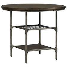 Wisconsin Furniture Company Twin Pedestal Table Pub Tables Milwaukee West Allis Oak Creek Delafield Grafton