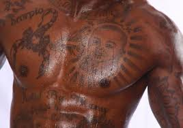 chest tattoos for black guys 23 comely black people tattoos