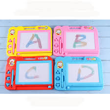 new arrive colorful magnetic drawing board writing boad sketch pad