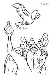 107 disney hunchback notre dame coloring pages disney