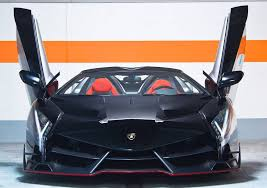 lamborghini back png lamborghini veneno roadster polish black carbon red leather nero
