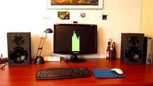 Small Desk Speakers High Performance Computer Speakers Diy