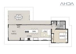 pod garage floor plan cottage colonial sydney apartment level and plans