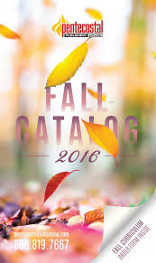 fall 2016 catalog by pentecostal herald issuu