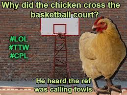 Chicken Meme Jokes - teen tech week joking around in west humboldt park chicago public