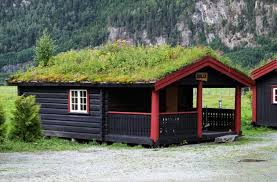 outstanding scandinavian homes with green roofs that look as fabulous