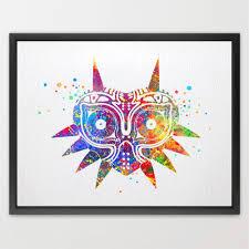 amazon com dignovel studios 8x10 majora u0027s mask inspired legend of