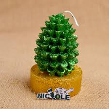 lz0155 christmas pinecone shape silicone candle making mold buy