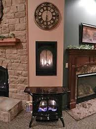 Bed And Breakfast Fireplace by Ventless Corner Gas Fireplace Fire Pits Ideas Home Pinterest