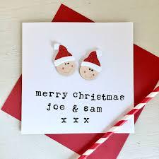 personalised santa card by s notonthehighstreet