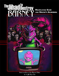 Barney And The Backyard Gang Doll Anti Barney Humor Wikipedia
