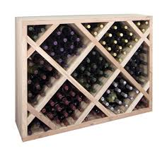 wine racks arch top for diamond bins