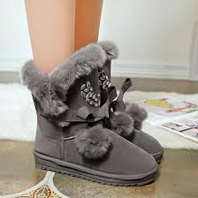 s boots with fur newest s boots mujer botas winter fur lined winter