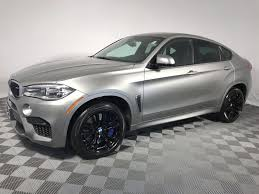 certified pre owned 2017 bmw x6 m sport utility in wayne 14509d