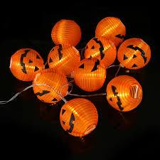 Halloween Orange Lights by Online Get Cheap Orange Halloween String Lights Aliexpress Com