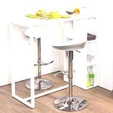 table de cuisine haute table pour cuisine etroite table de cuisine bar table haute