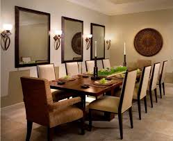 Decorating Ideas for Dining Room Wall