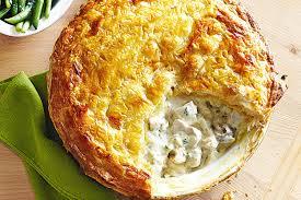 Fish Pot Pie by Chicken And Mushroom Pot Pie