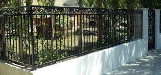 chain link iron wood vinyl fencing los angeles county ca