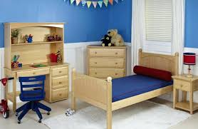 Boys Bedroom Set Boy Blue Furniture Interior Design Youth Thechowdown