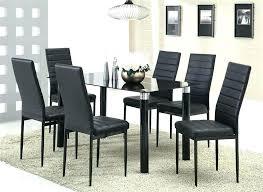black dining room table for sale glass dining room set tapizadosraga com