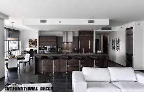 modern kitchen living room ideas living room and kitchen design home design ideas