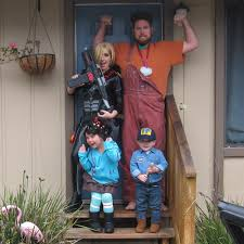 Dr Seuss Family Halloween Costumes by Westley 2013 Halloween Costume Pinterest