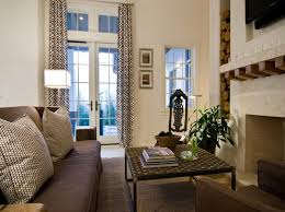 brown livingroom 15 relaxing brown and living room designs home design lover